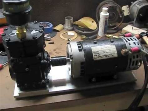 diy 12v air compressor