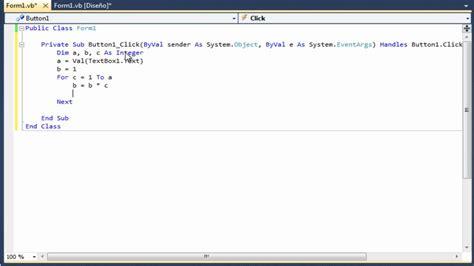 tutorial visual basic indonesia tutorial visual basic net factorial de un numero doovi