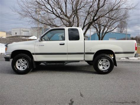 1998 Toyota T100 Used Toyota T100 For Sale Carsforsale