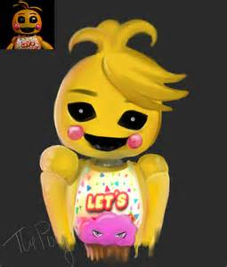 Toy chica by biasp on deviantart