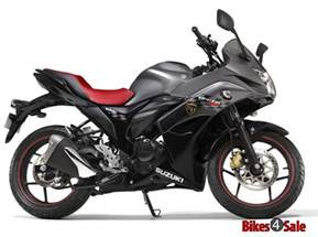 Suzuki Bike With Price Price Of New Suzuki Gixxer Sf Sp Motorcycle Bikes4sale