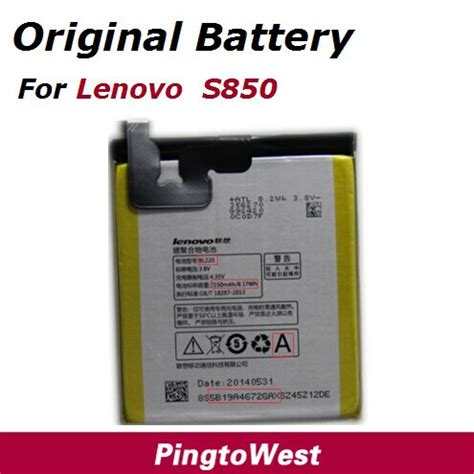 Lenovo Battery Lenovo Bl220 S850 aliexpress buy original bl220 2150mah built in