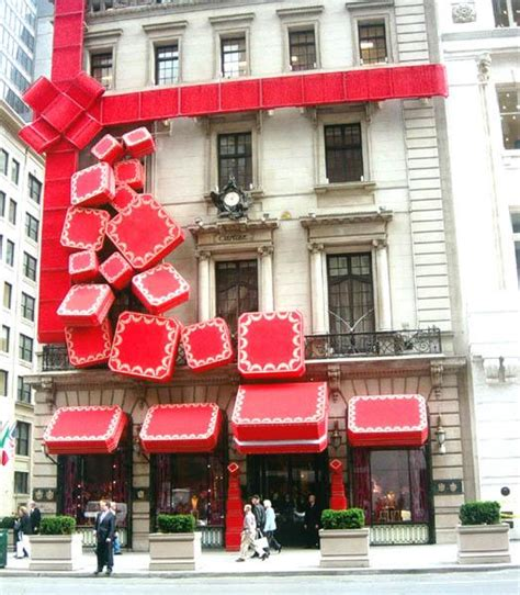 Commercial Awnings Nyc by Gift Wrap Whole Building By Glendale Awning Company