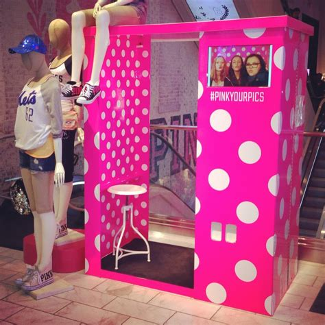 pink themed events victoria s secret pink photo booth everything victoria s