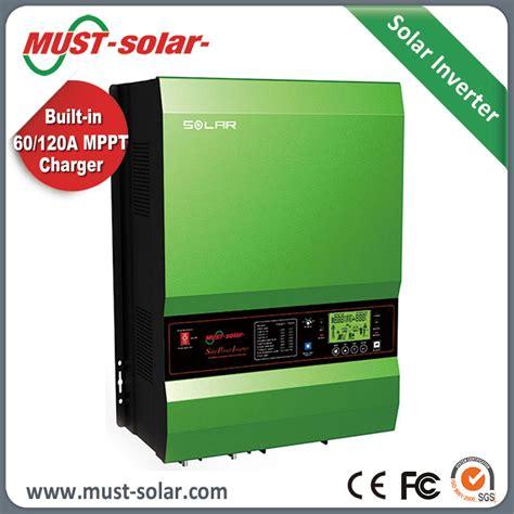 Inverter Must must power inverter 8000w sine wave solar inverter