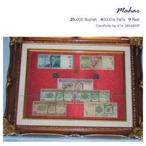 tutorial membuat mas kawin uang uang kuno di surabaya cara membuat susunan uang mahar mas