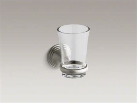 devonshire bathroom accessories kohler devonshire r tumbler and holder contemporary bathroom accessories by kohler