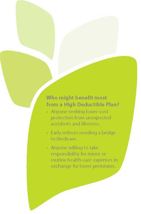 Calendar Year Deductible Golden Rule S Top Selling High Deductible Plan Plan 100