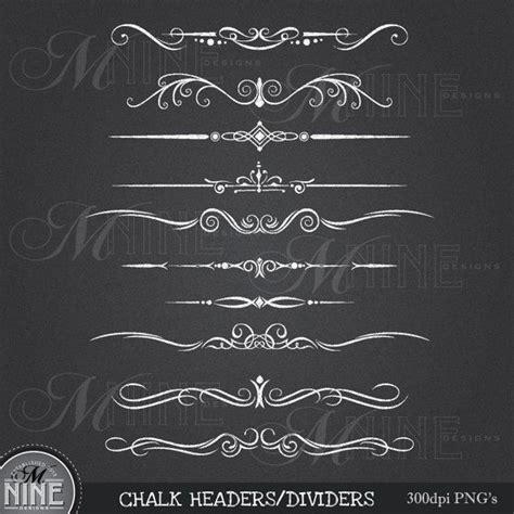 chalk pattern font 25 best ideas about chalkboard border on pinterest