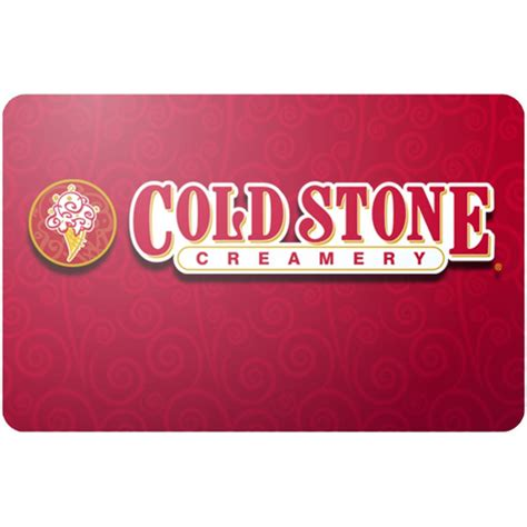 Coldstone Gift Cards - 15 coldstone gift card 11 50 free s h mybargainbuddy com