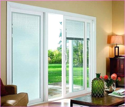 Blinds Ideas For Sliding Glass Door Sliding Patio Door Curtains Teawing Co
