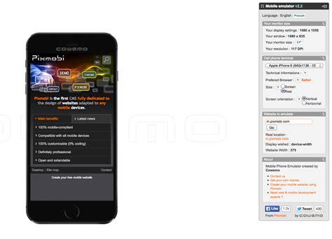 emulatore mobile the top 6 mobile device emulators test mobile devices