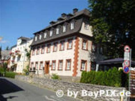 haus bettina bad steben bad steben umgebung des hotels promenade im frankenwald