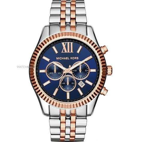michael kors views on african americans men s michael kors lexington chronograph watch mk8412