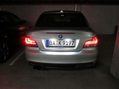 bmw e82 rear lights lci lights can you retrofit them to an 08 08 e82