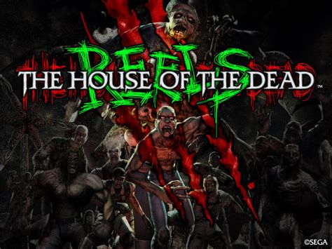 the house of the dead the house of the dead iii the website of the dead