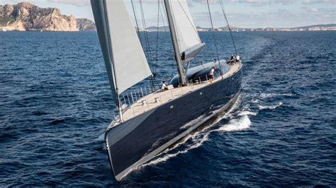 yacht ngoni the 190 foot sloop ngoni in photos robb report