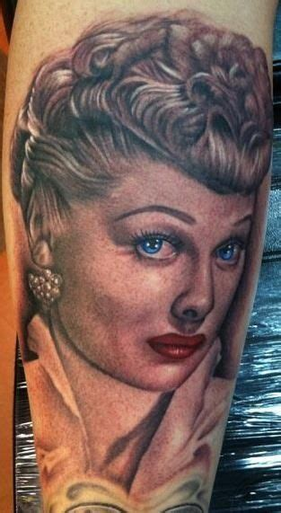 lucille ball tattoo 17 best images about tattoos on and the