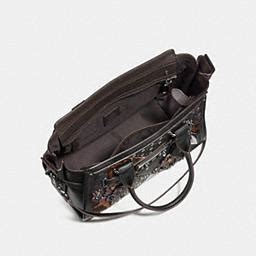 Coach Swagger 27 Embelished coach swagger 27 in embellished quilt leather