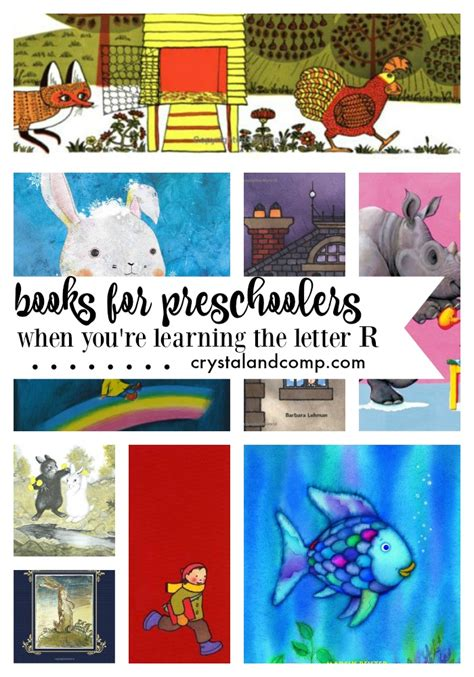 learning with r books letter r books for preschoolers
