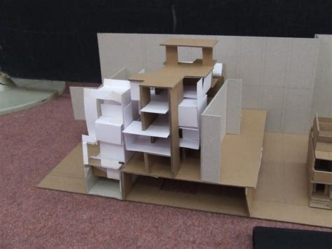 How To Make Models With Paper - what are some tips for architectural model quora
