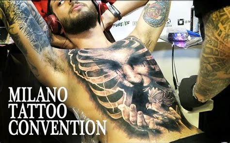 tattoo convention los angeles 2018 milano tattoo convention 2018 oltre 400 tatuatori da