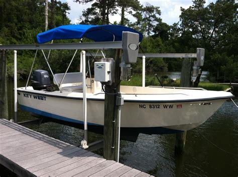key west boats stuart fl 04 1720 key west bay boat w 90 4strke yam the hull