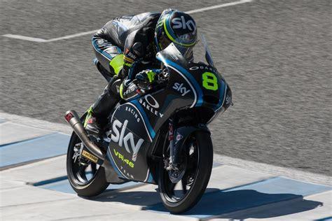 test moto3 moto3 test ends with bulega still on top motogp