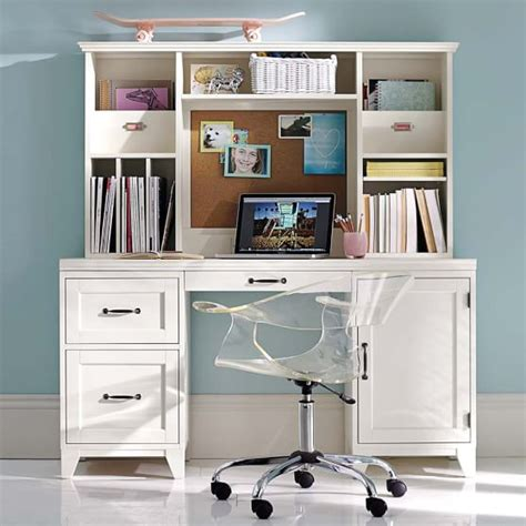 teen desks hton desk pbteen