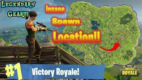 fortnite gun ranks fortnite battle royale best spawn location