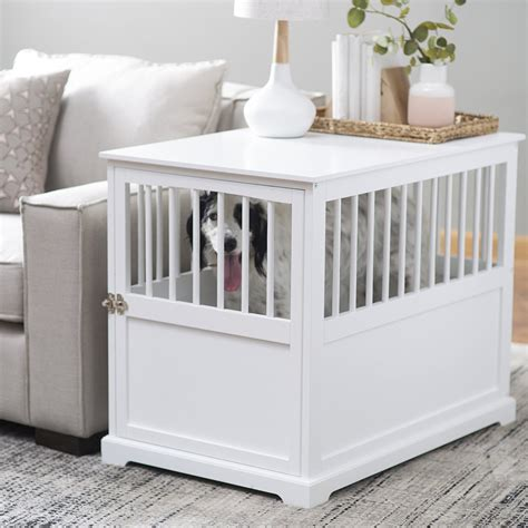 dog crate in bedroom end table dog crate home furniture design