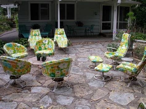 homecrest vintage patio furniture retro patio pinterest