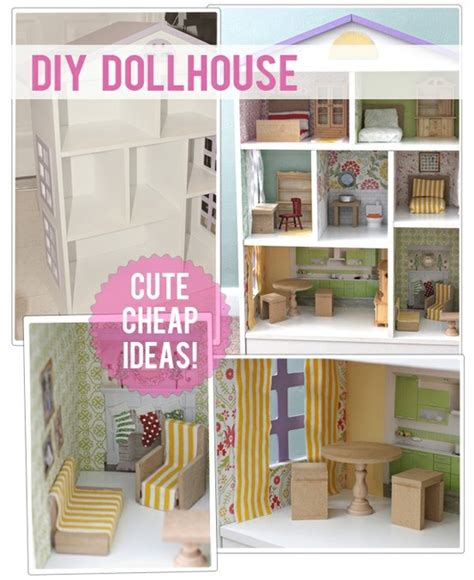 diy doll house furniture diy dollhouse c2h2 pinterest