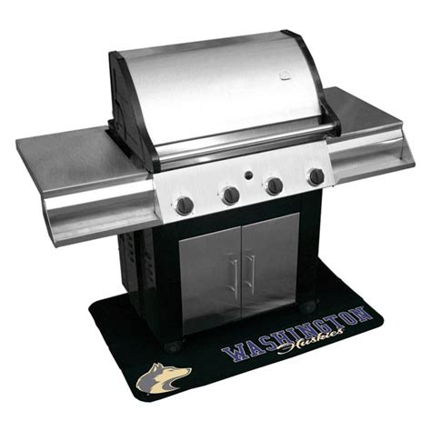 Grill Mat Bbq by Mr Bar B Q 174 15027washgd Washington Huskies Grill Mat