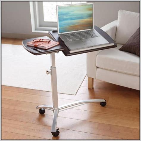 swing away desk swing away laptop table desk home design ideas