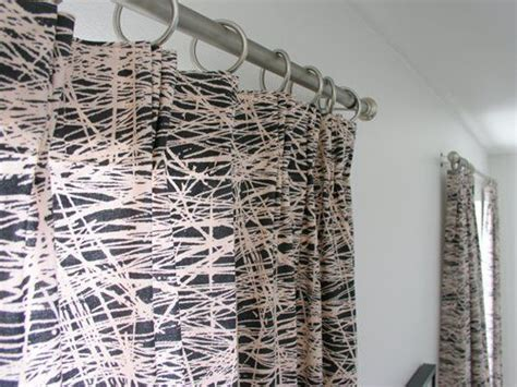 lined curtain tutorial 32 best images about sew curtains on pinterest