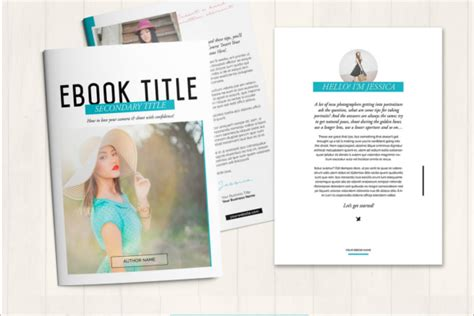 12 ebook design templates free premium templates