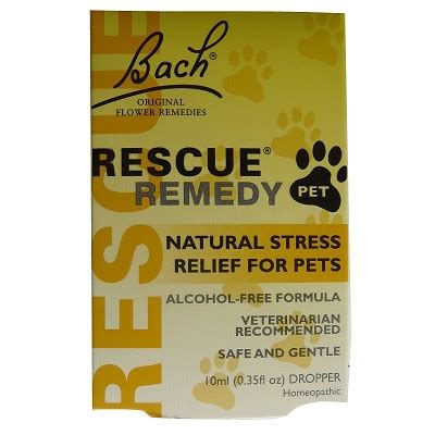rescue remedy for dogs bach rescue remedy for pets naturalpetwarehouse