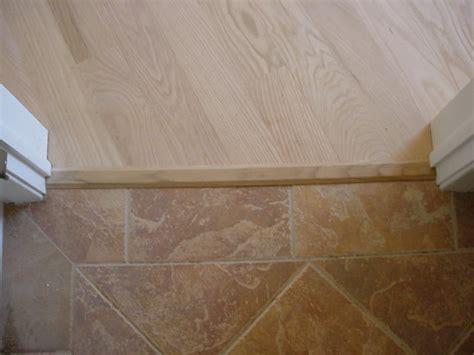 hardwood to tile transition ideas hardwood to tile transition home