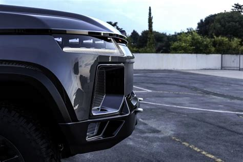 atlis xt electric truck top speed