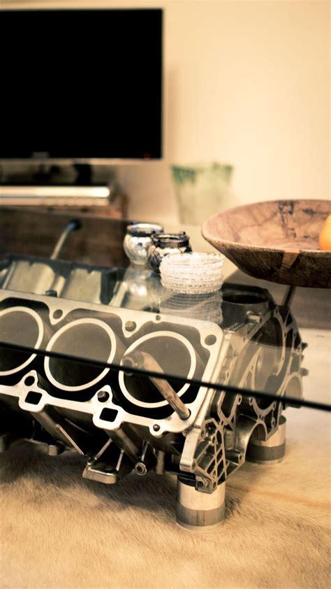 Motor Coffee Table V8 Porsche Engine Coffee Table Side Pinterest Porsche Coffee Tables And Tables
