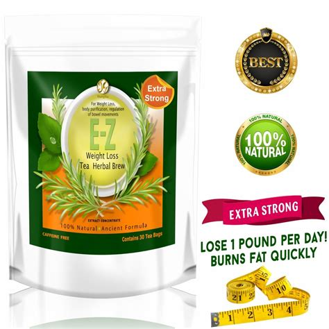 Detox Tea Weight Loss In Stores by E Z Detox Tea Weight Loss Appetite