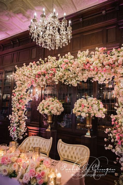 Cherry blossom Archway Wedding Decor Casa Loma by Rachel A