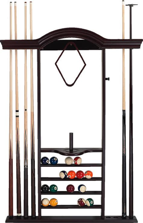 How To A Pool Rack by Wall Cue Rack Cr10