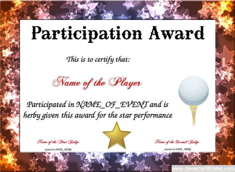 sports award templates 12 best images about sports certificate templates on