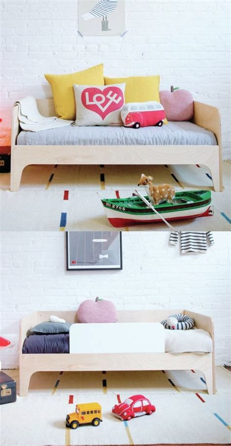 Mixed Shelf Offering by 40 Beautiful Kids Beds That Offer Storage With Sweet