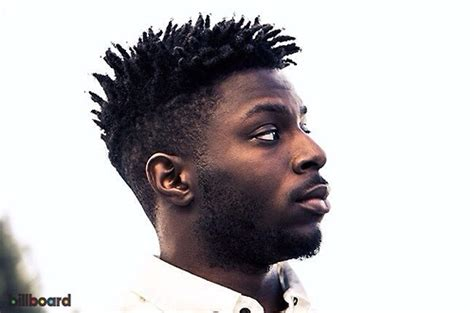 Isaiah Rashad Hair | the hottest hairstyle trends for black men