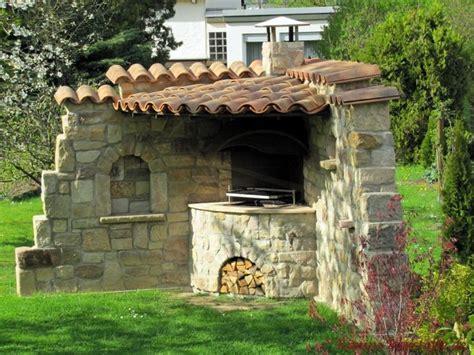 Garten Gestalten Mit Dachziegeln by Ruinen Baustil Als Grillecke Mediterrane Mauersteine