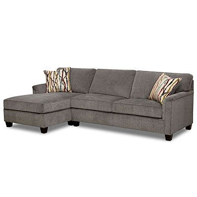 big lots simmons sectional simmons 174 amazing steel 2 piece sectional at big lots