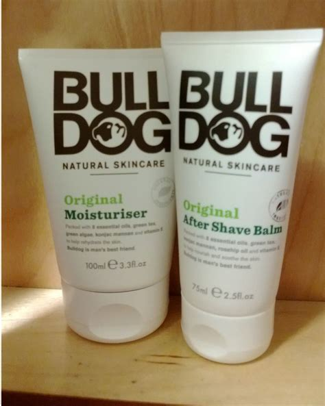 Organic In The Uk Check It Out by Best 25 Bulldog Skincare Original After Shave